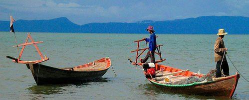 Камбоджа Кеп пляжи парк Cambodia Kep