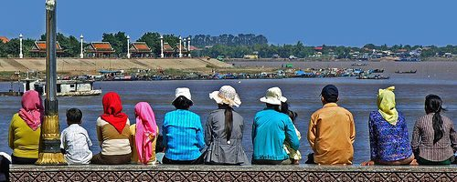 Камбоджа Пномпень Phnom Penh Пном Пень