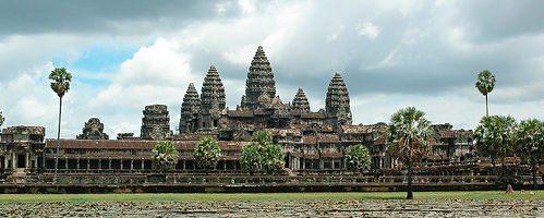 Ангкор Ват, Angkor Wat, храмы