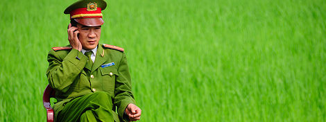 Вьетнам прачечные воры попрошайничество мины