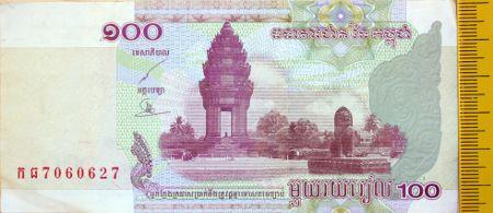 100 камбоджийских риелей