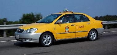 Такси в Азии