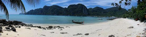 Тайланд Андаманское побережье, Пи Пи Остров