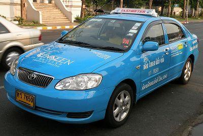 Такси в Бангкоке,Тайланд