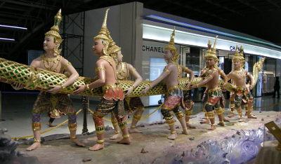 Тайланд, Бангкок, Аэропорт Суварнабхум