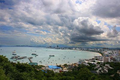 Тайланд, пляж Паттайя