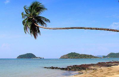 Таиланд, Трат, остров Ко Мак