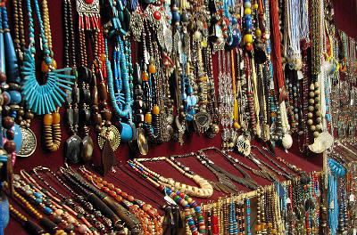 Таиланд рынок ювелирных изделий в Чантхабури