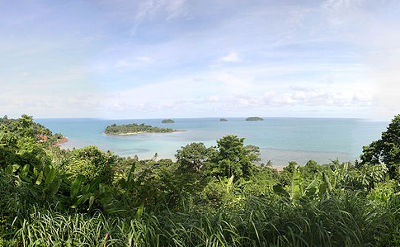 Тайланд, Трат, остров Кох Чанг