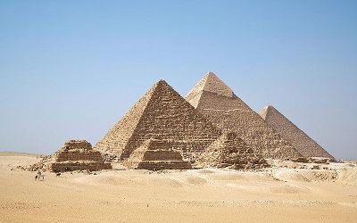 Египет, Гиза, Пирамиды
