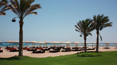 Территория отеля Louis Tiran Sharm