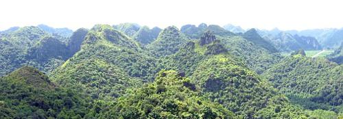 Вьетнам. Национальный Парк Кат Ба