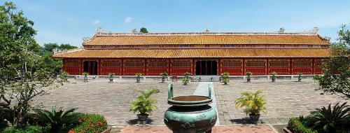 Вьетнам, Цитадель Хюэ