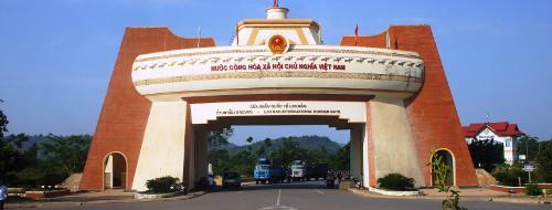 Вьетнам, пограничный пункт Лао Бао. Border Gate