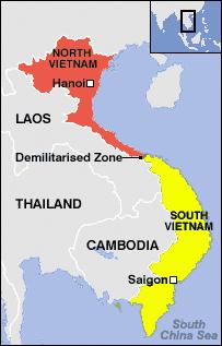 Вьетнам,  Демилитаризованная зона, DMZ