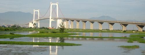 Вьетнам, Дананг Da Nang, мост