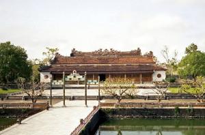 Вьетнам, Хюэ: Дворец Тай Хоа